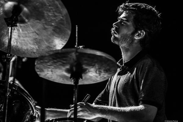 João Lopes Pereira at Festival de Jazz MVA 2019. Málaga.