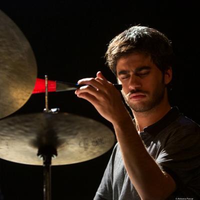 João Lopes Pereira at Festival de Jazz MVA 2018. Málaga.