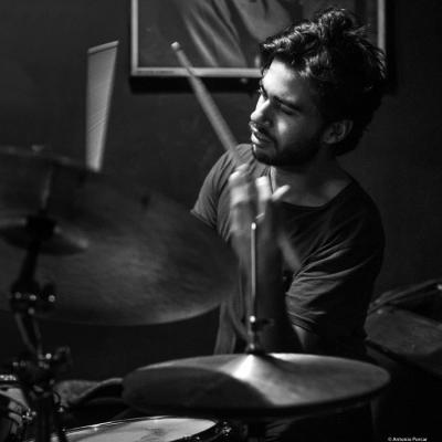 João Lopes Pereira (2018) at Jimmy Glass Jazz Club. Valencia