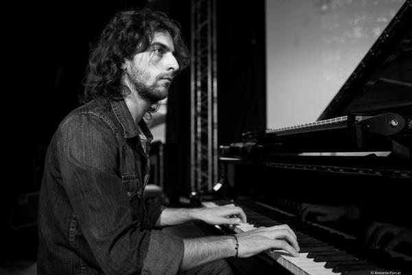 Joaquín Baranzano at Getxo Jazz 2015