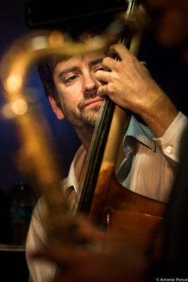 Joe Martin (2014) at Jimmy Glass Jazz Club. Valencia.