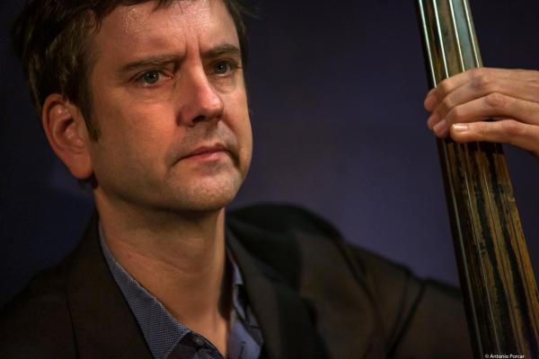 Joe Martin (2018) at Jimmy Glass Jazz Club. Valencia.