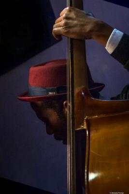 Joe Sanders (2018) at Jimmy Glass Jazz Club. Valencia.
