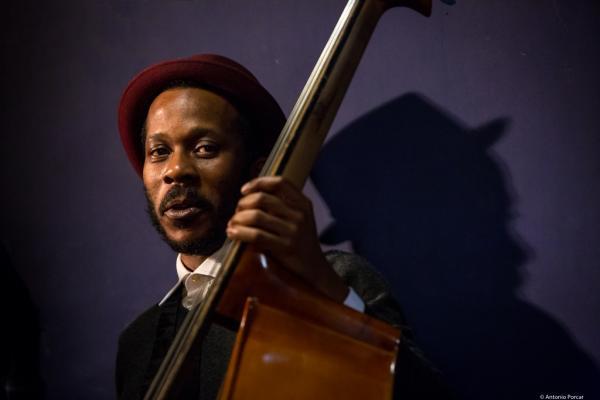 Joe Sanders (2018) at Jimmy Glass Jazz Club. Valencia.