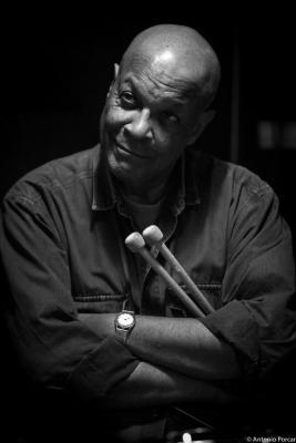 John Betsch (2015) in Jimmy Glass Jazz Club. Valencia.