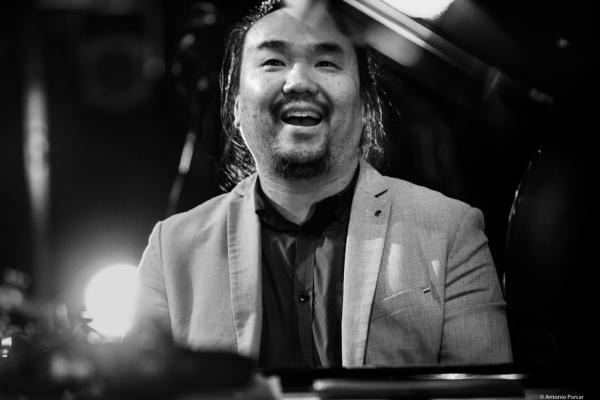 John Chin in III Jazz Palencia Festival.