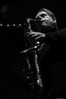 John O'Gallagher (2019) at Sunset Jazz Club.