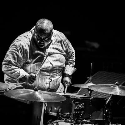Johnathan Blake at Festival de Jazz de Valencia 2019