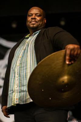 Johnathan Blake at Festival de Jazz de Valencia 2019