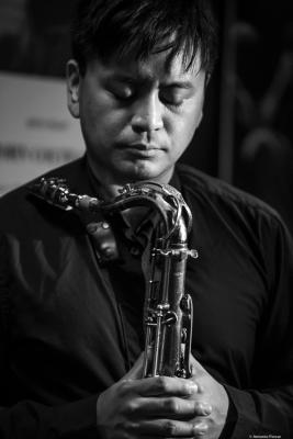 Jon Irabagon (2018) at Jimmy Glass Jazz Club. Valencia.