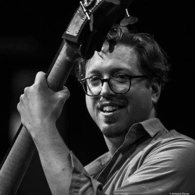 Josh Ginsburg at Festival Jazz Valencia 2019