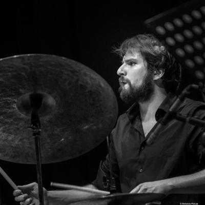 Juan Pablo Jaramillo at Providencia Jazz Festival 2018. Santiago de Chile.