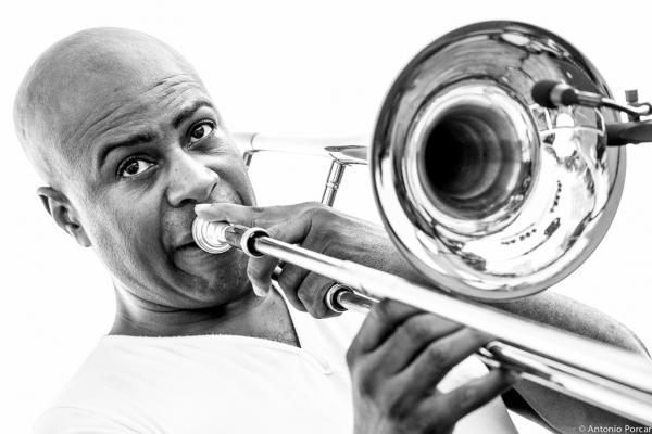 Julio Montalvo Jazz, Musician, trombon, trombone cuban latin 13