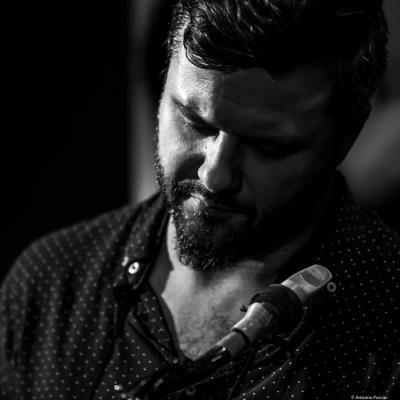 Jure Pukl (2018) at Jimmy Glass Jazz Club. Valencia