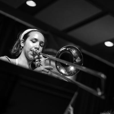 Kalia Vandever. The Jazz Gallery. NYC, 2018.