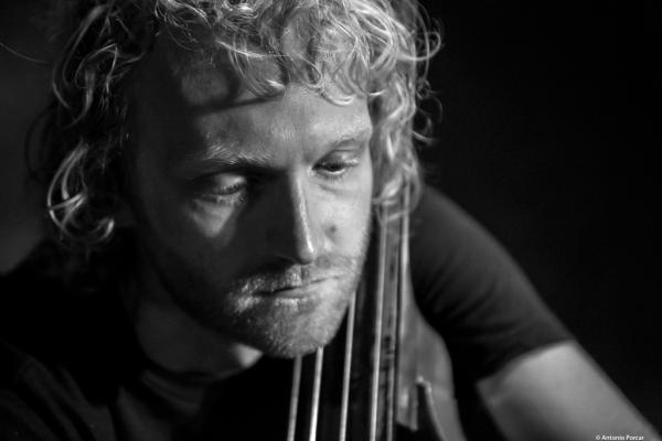 Karl McComas-Reichl (2017) at Jimmy Glass Jazz Club. Valencia.