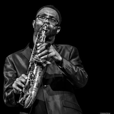 Kenny Garrett at Festival de Jazz de Valencia 2018.