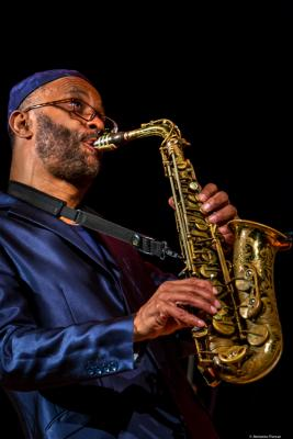 Kenny Garrett at Festival de Jazz de Valencia 2018.