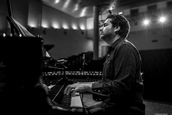 Kevin Hays at Festival de Jazz de Valencia 2017.