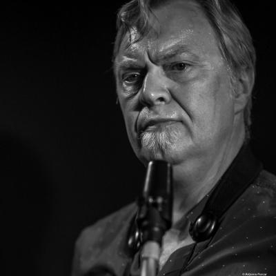 Kirk MacDonald (2018) at Jimmy Glass Jazz Club. Valencia.
