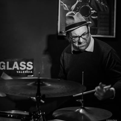 Klemens Marktl (2018) at Jimmy Glass Jazz Club. Valencia.