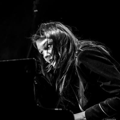 Kristina Barta at Jazzinec 2018. Trutnov.