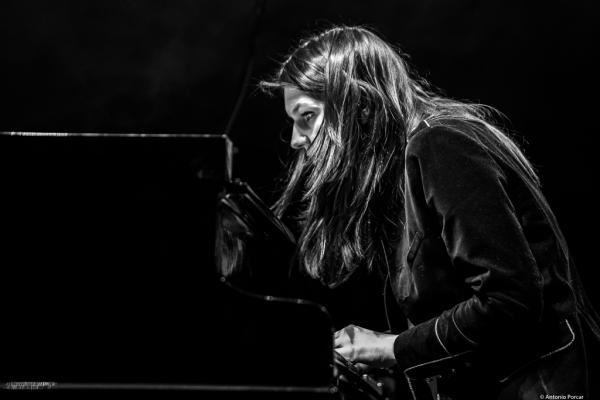 Kristina Barta at Jazzinec 2018. Trutnov.
