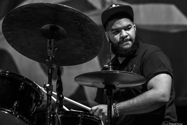 Kush Abadey at Festival de Jazz de Valencia 2019