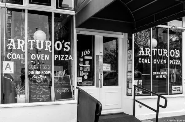 Arturo's Coal Oven Pizza