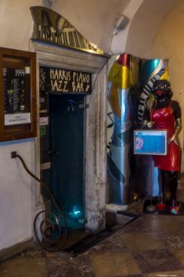 Harris Piano Jazz Bar. Krakow.