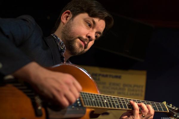 Lage Lund (2018) at Jimmy Glass Jazz Club. Valencia.