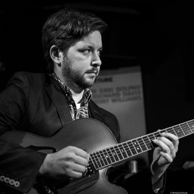 ​Lage Lund (2018) at Jimmy Glass Jazz Club. Valencia.