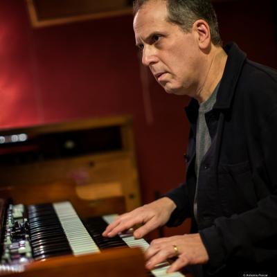 Larry Goldings (2019) at Sunset Jazz Club.