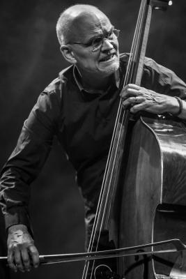 Lars Danielsson at Jazzinec 2018. Trutnov.