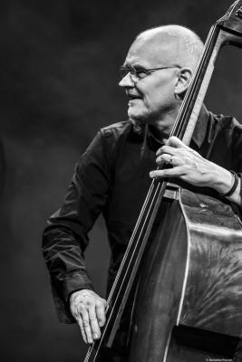 Lars Danielsson at Jazzinec 2018. Trutnov.