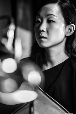 Linda Oh (2019) at Jimmy Glass Jazz Club. Valencia.