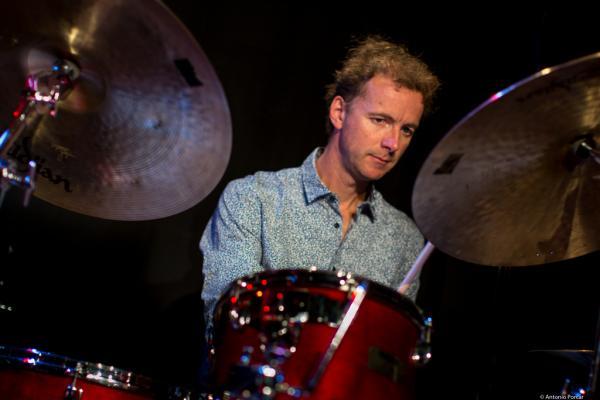 Luc Isenmann at Jazz Tardor 2017.
