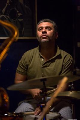 Lukmil Perez Herrera (2017) at Jimmy Glass Jazz Club. Valencia.