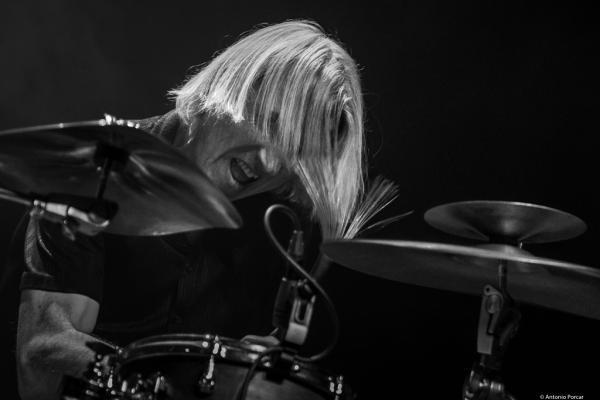 Magnus Öström at Jazzinec 2018. Trutnov.
