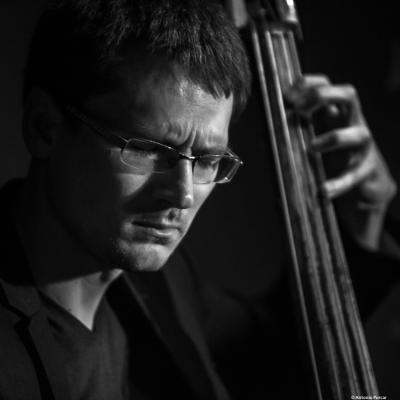 Maksim Perepelica (2018) in Jimmy Glass Jazz Club. Valencia.