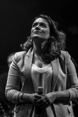 Małgorzata Hutek at Jazinec 2019