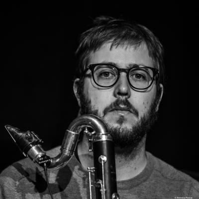 Manu Sabaté at JazzTardor 2018.