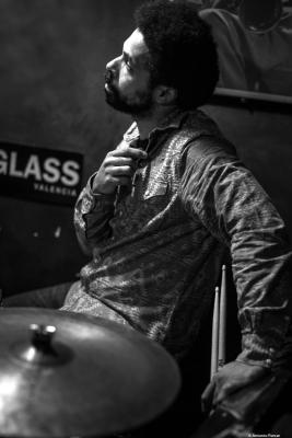 Marc Ayza (2017) at Jimmy Glass Jazz Club. Valencia.