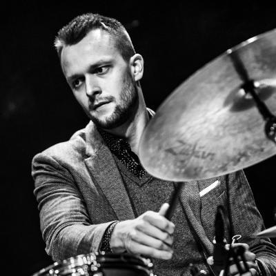 Marek Urbánek at Jazzinec 2018