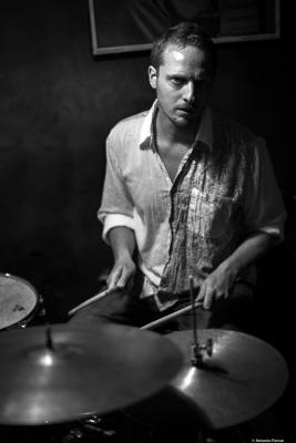 Mariano Steimberg (2017) at Jimmy Glass Jazz Club. Valencia.