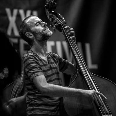 Chris Morrissey at Festival de Jazz de Valencia 2017
