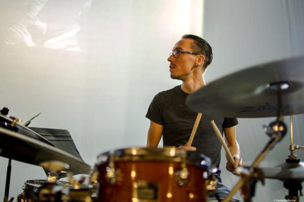 Martí Elías at JazzPalencia Festival 2017