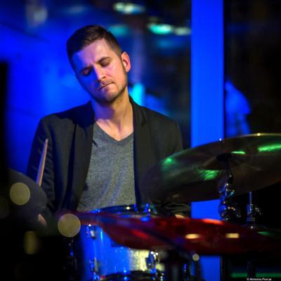 Martin Kleibl (2019) at Jazz Dock. Prague