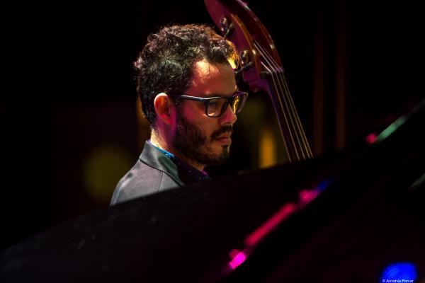 Martín Léiton at JazzPalencia 2017