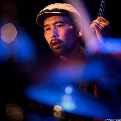 Masatoshi  Kamaguchi in Jazz Tardor 2015.